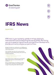 IFRS News cover image